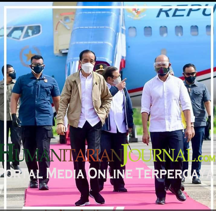 Presiden Jokowidodo Habiskan Waktu 5 Jam di Sumba Tengah Dan 5 Jam di Sikka NTT