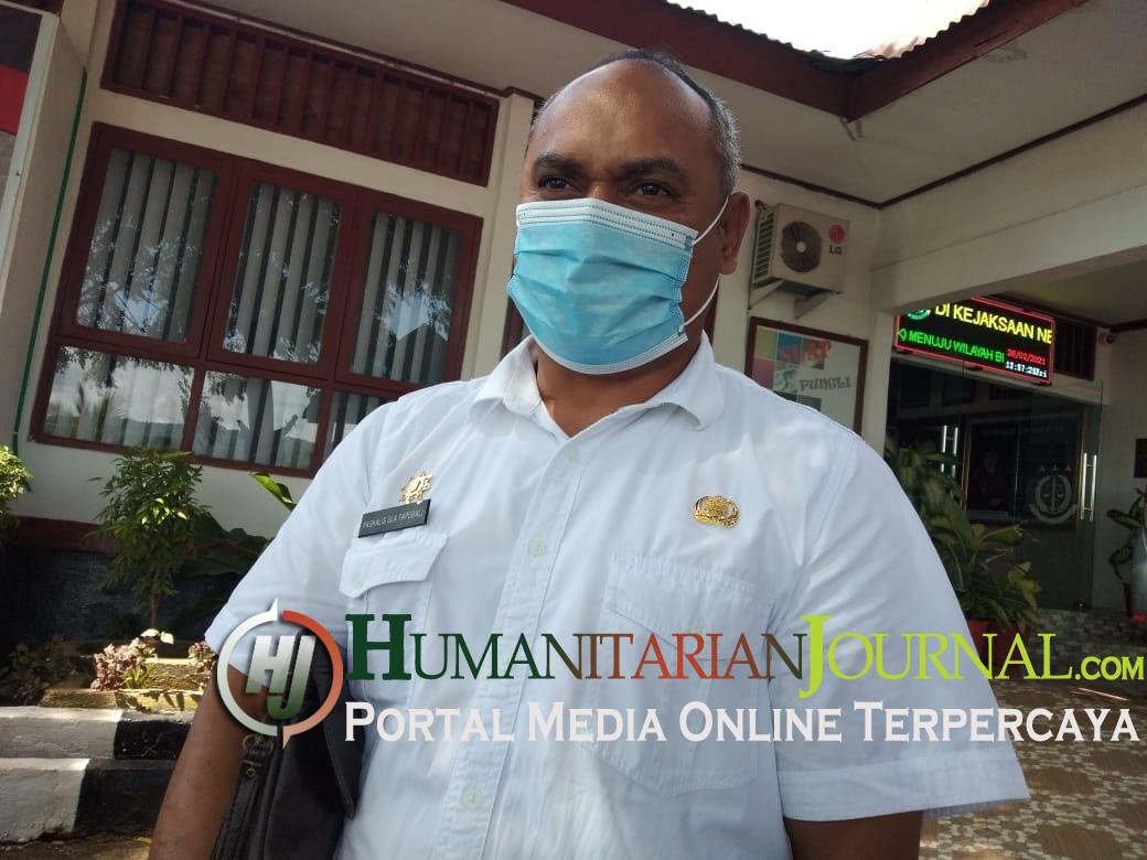 Sekda Lembata Diperiksa 3 Jam Dalam Kasus Mafia Tanah